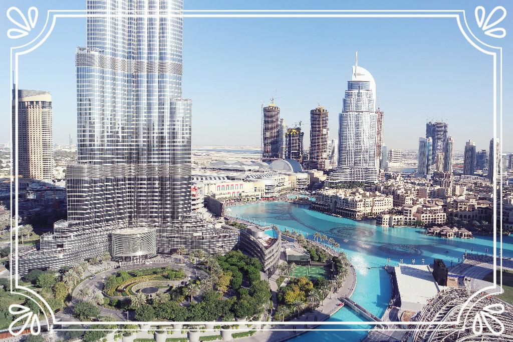 Dubai Luxury Living